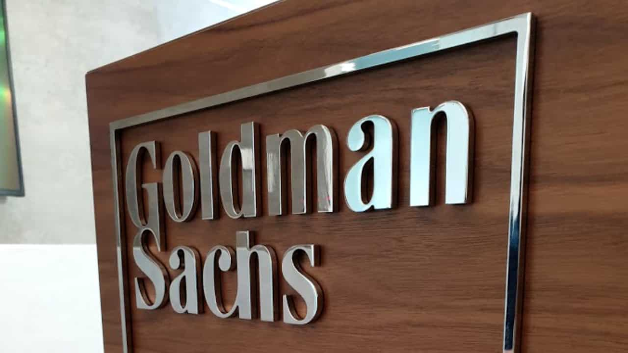 Light Signs - Lettere Scatolate - Goldman Sachs