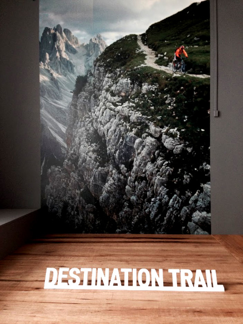 Branding - Pellicola - Destination Trail