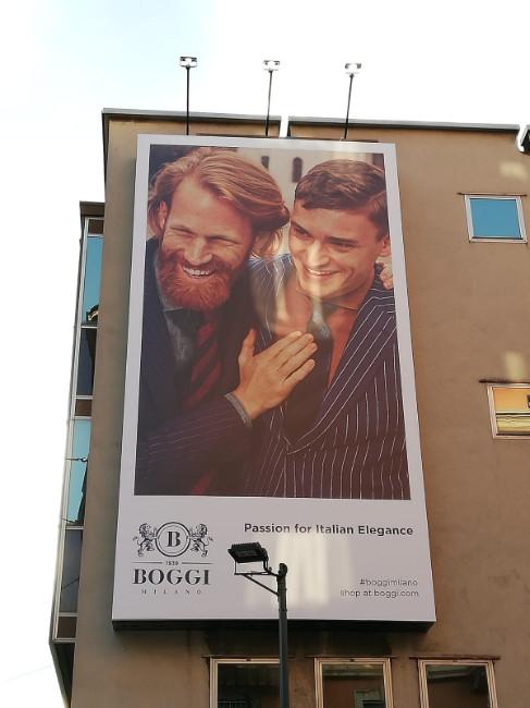 Branding - Pellicole - Boggi