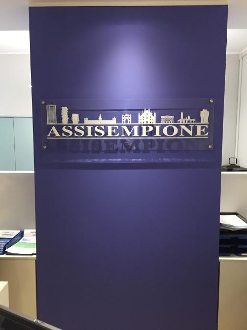 Branding - Targhe - Assosempione