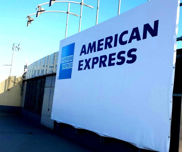Branding - pellicole - Amercian Express 5