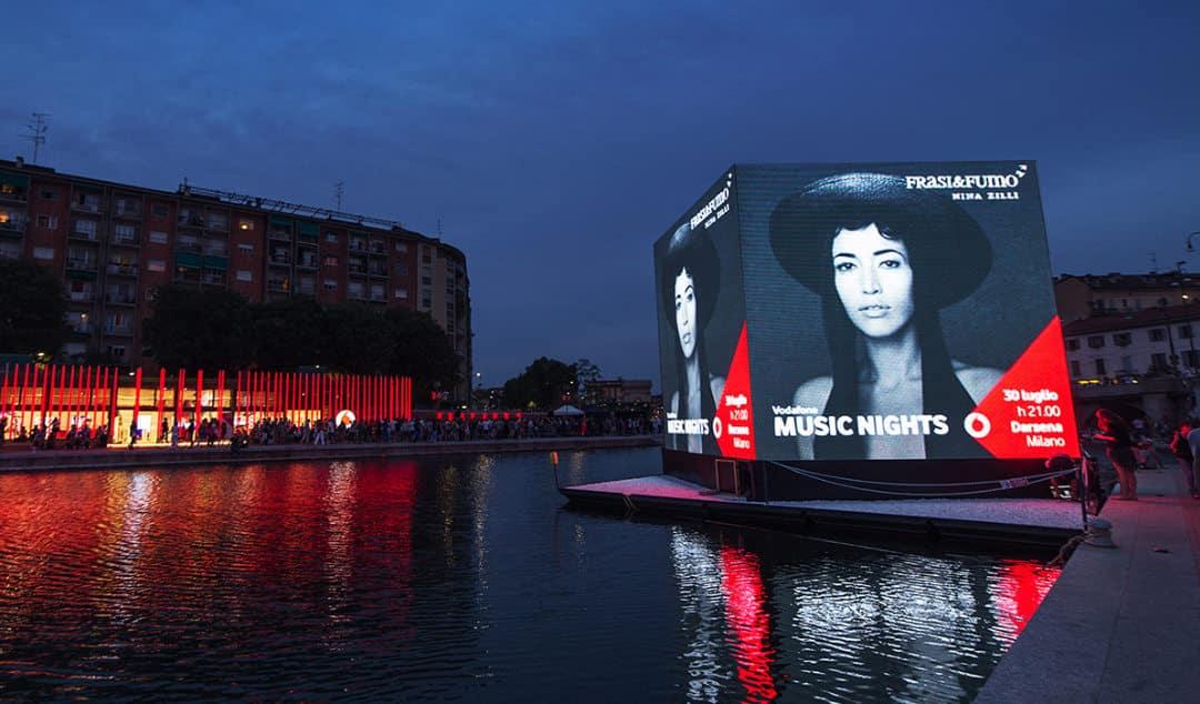 Digital Signage - LED Wall - Darsena 2