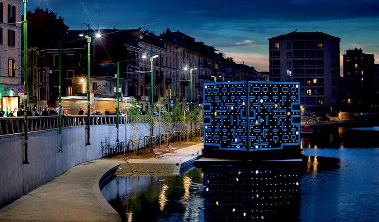 Digital Signage - LED Wall - Darsena