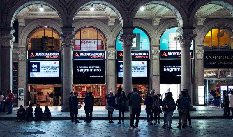 Digital Signage - Led Wall - Duomo