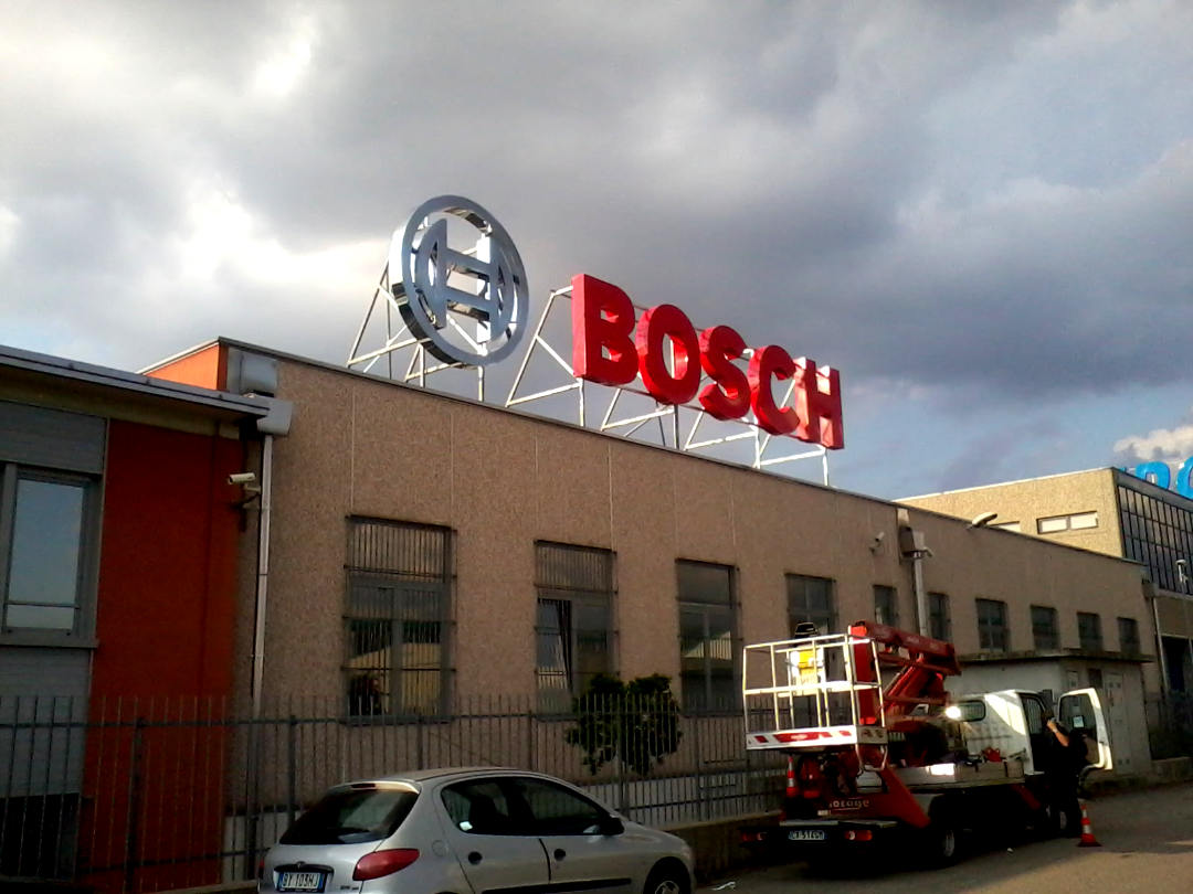 Insegne - Bosch