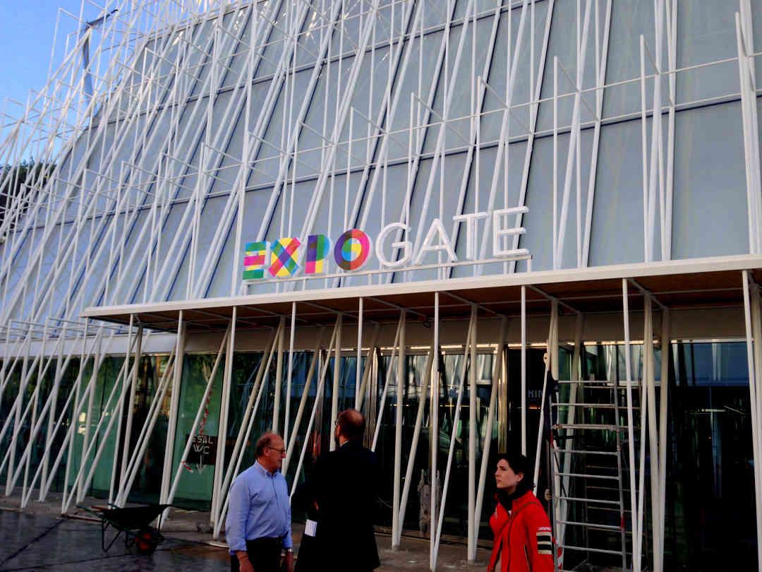 Insegne - Expo Gate