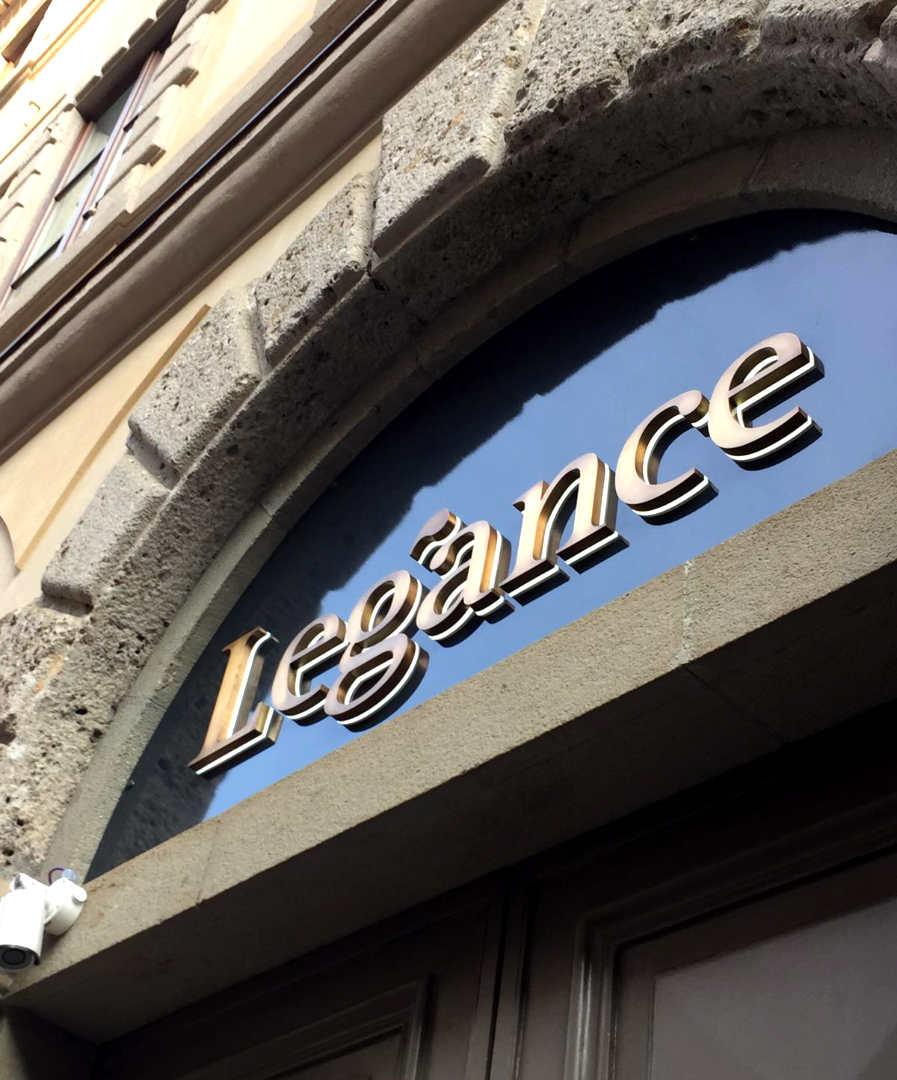 Insegne - Legance