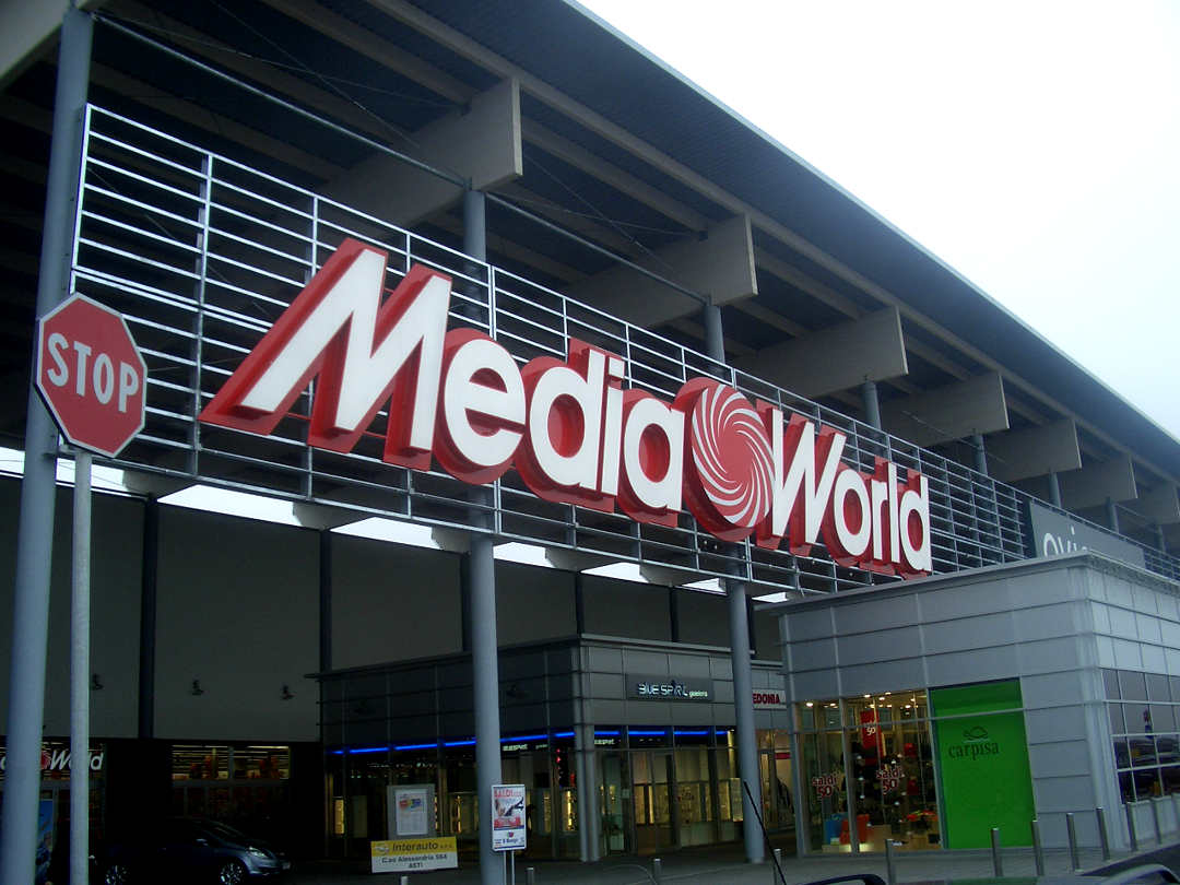 Insegne - Media World