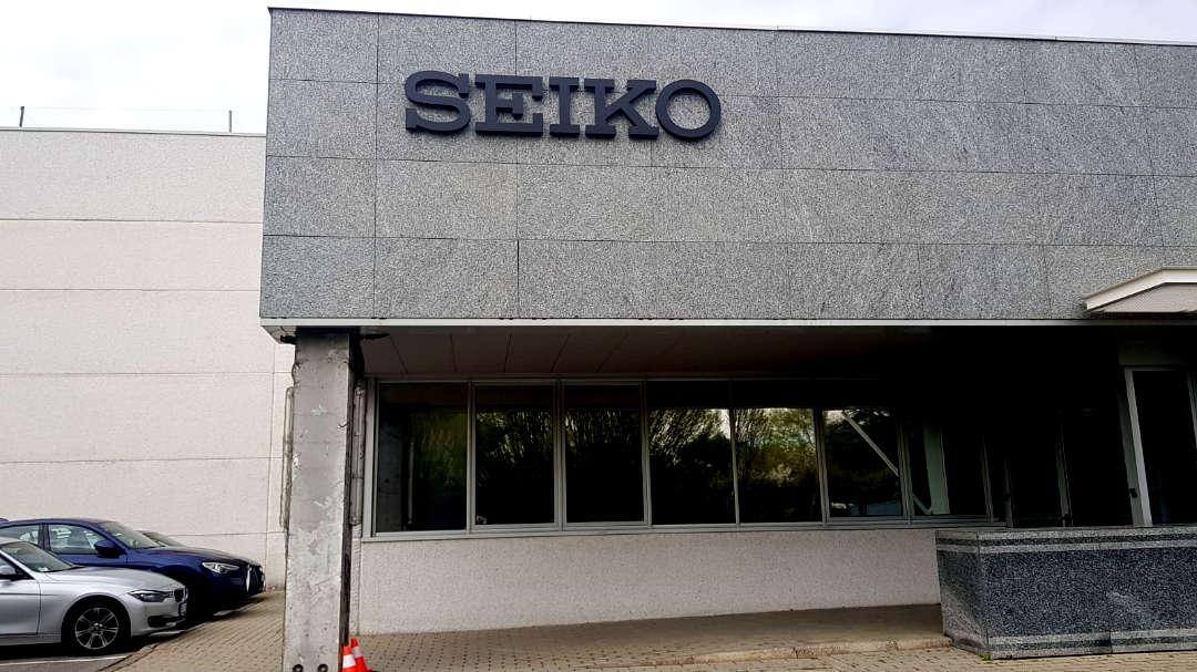 Insegne - Seiko