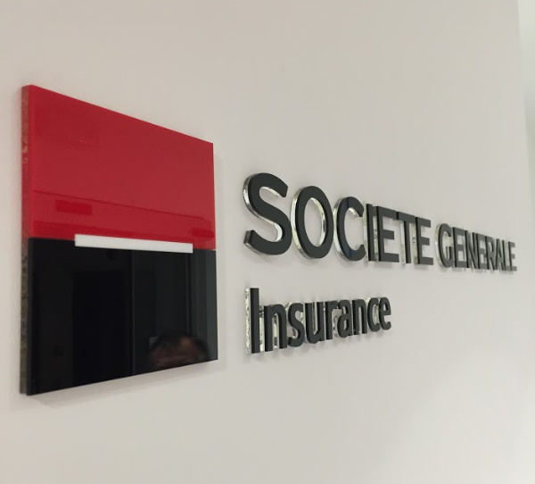 Light Signs - Lettere Scatolate - Societe Generale