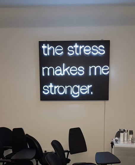 Neon - Stress makes me stronger