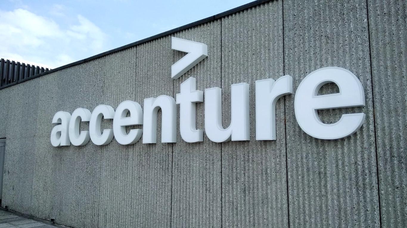 Accenture - insegna Padova