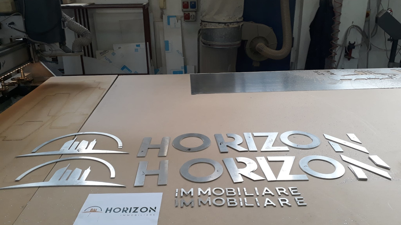 Insegna - Horizon3