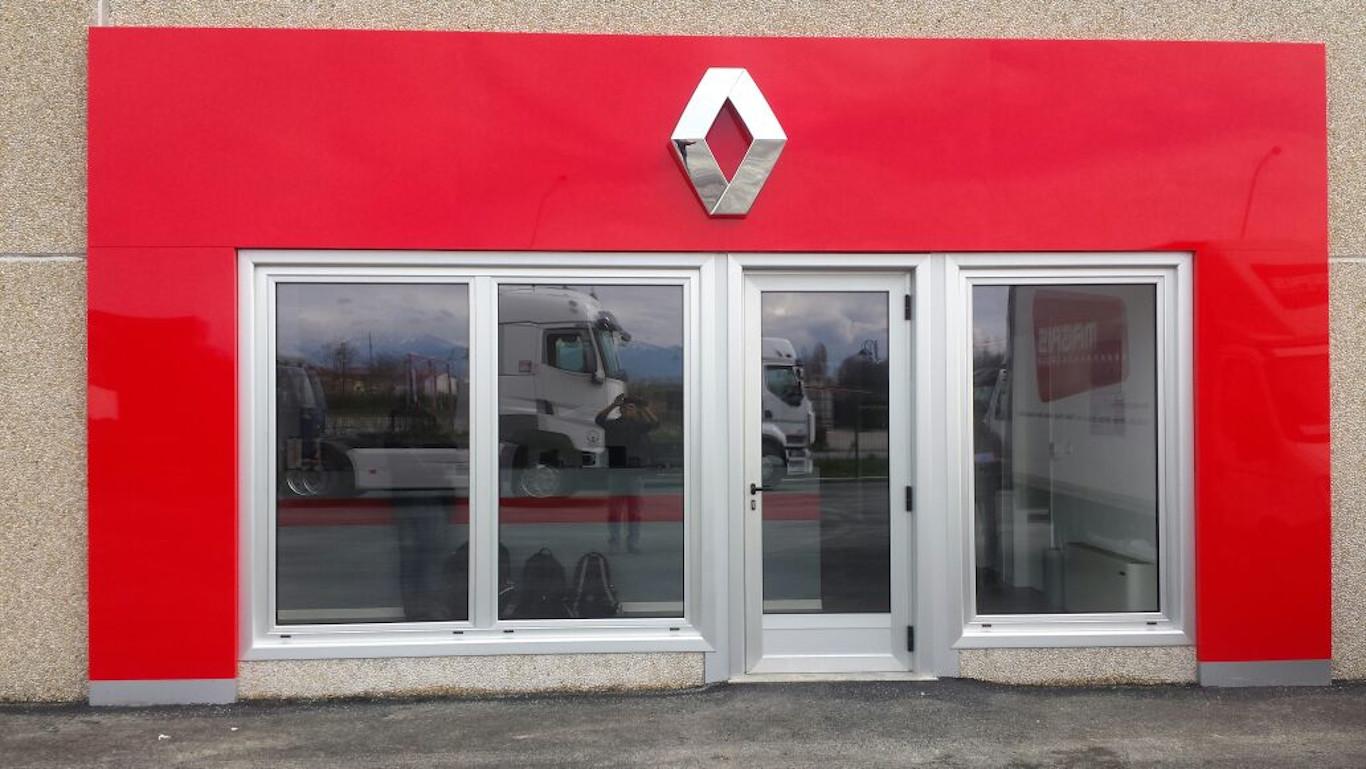 Insegna - Renault