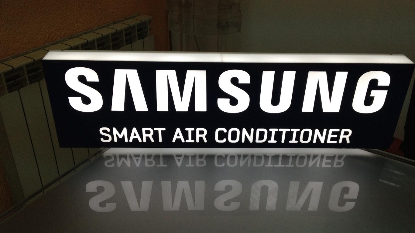 Insegna - Samsung