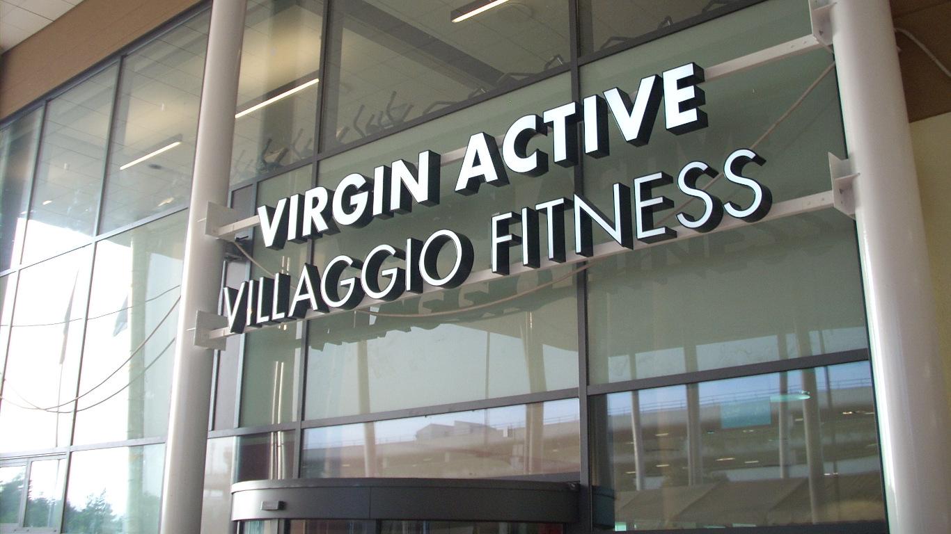 Insegna - Vergin Active