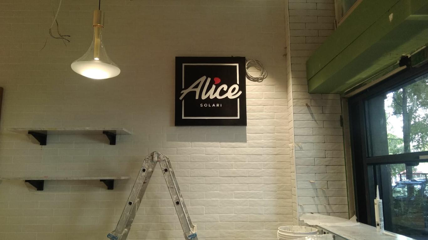 insegna2 - Alice pizza