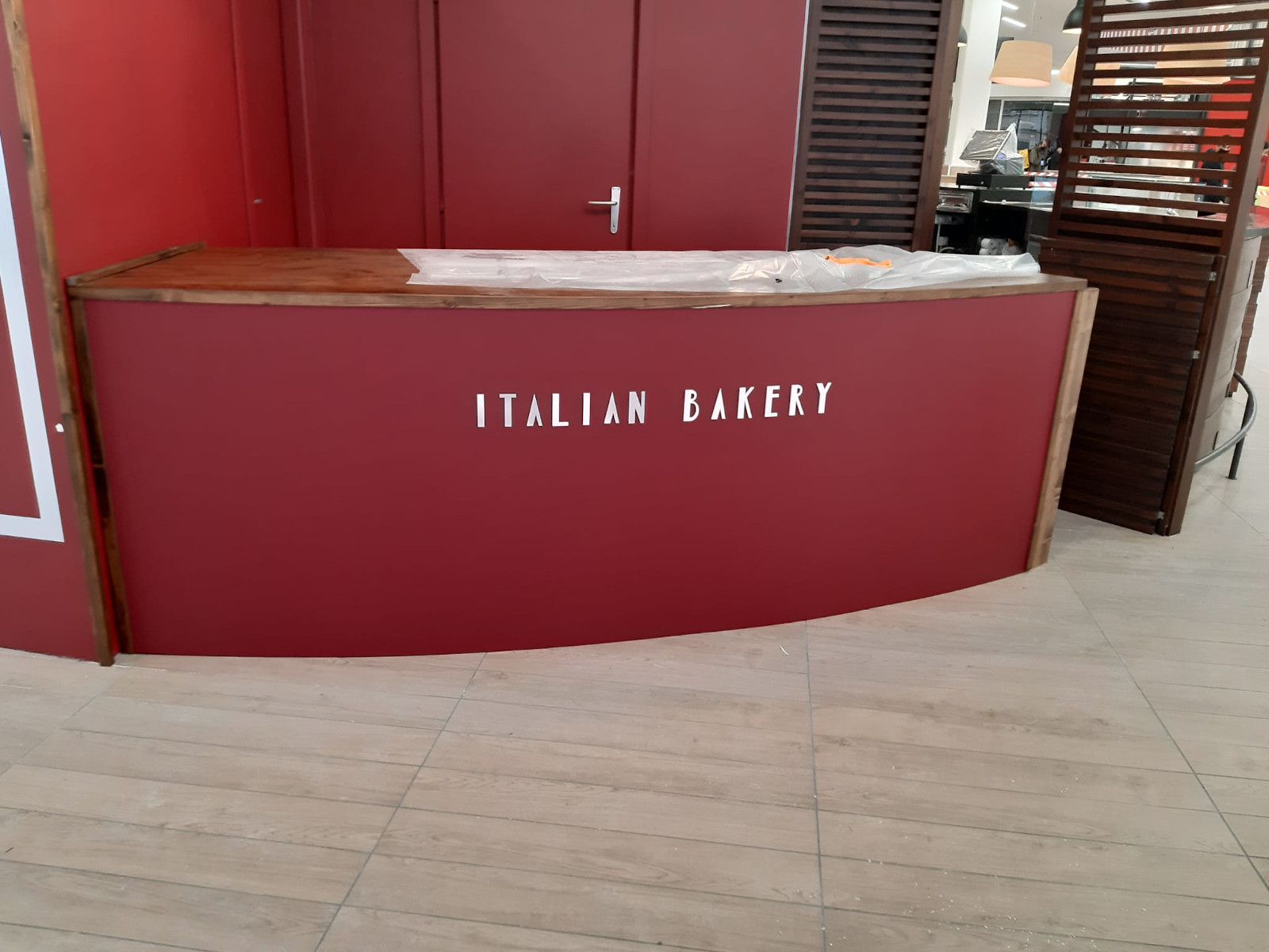 Branding - Italian Bakery1