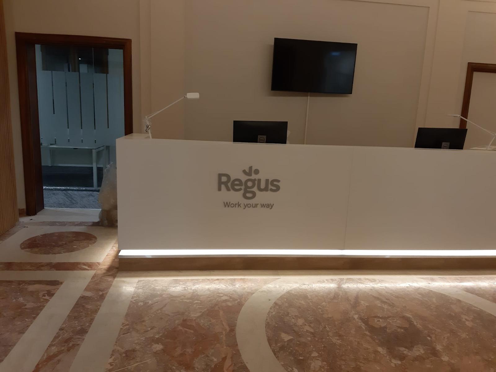 Branding - Regus BO1