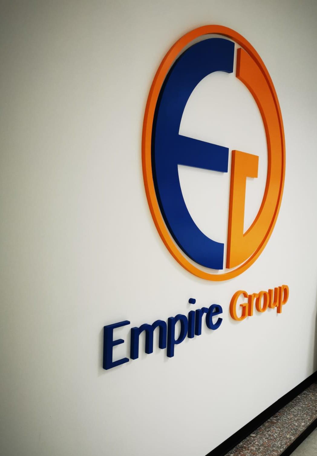Insegna - Empire Group2