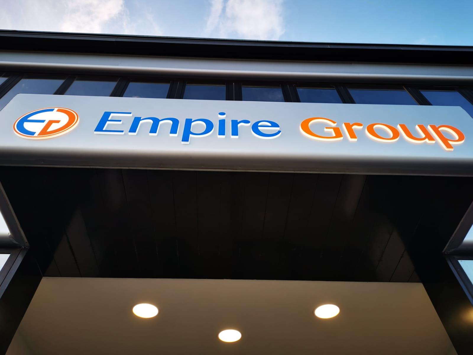Insegna - Empire Group3