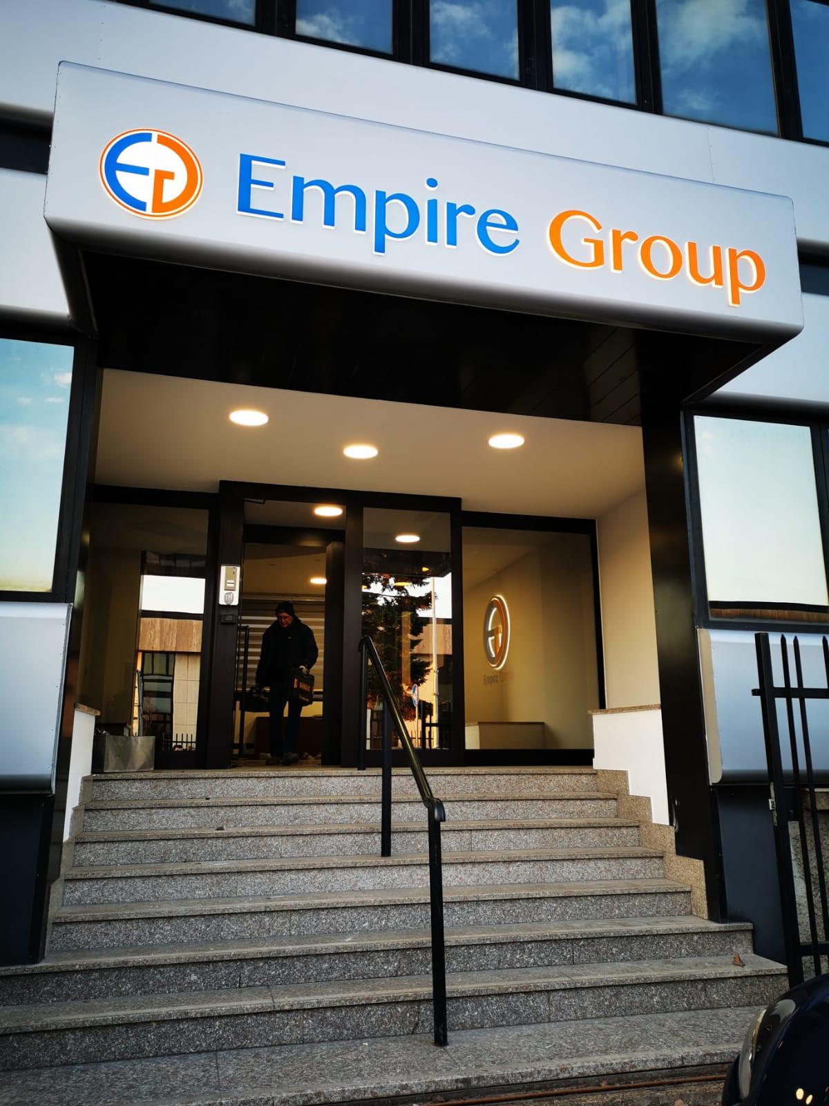 Insegna - Empire Group4