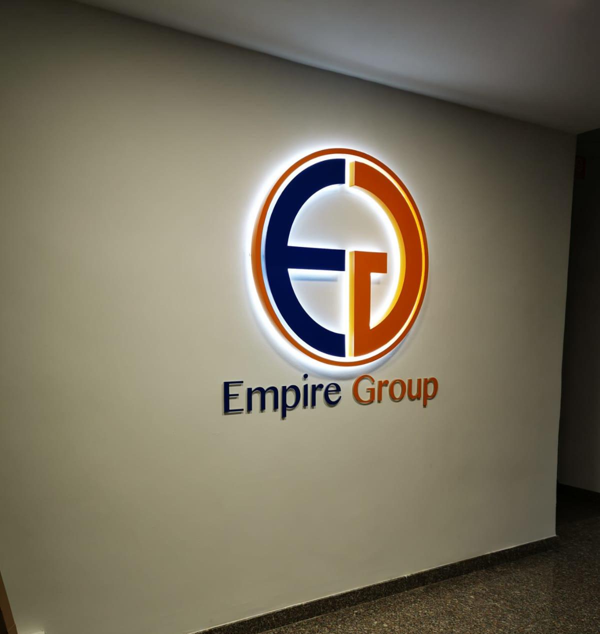 Insegna - Empire Group5