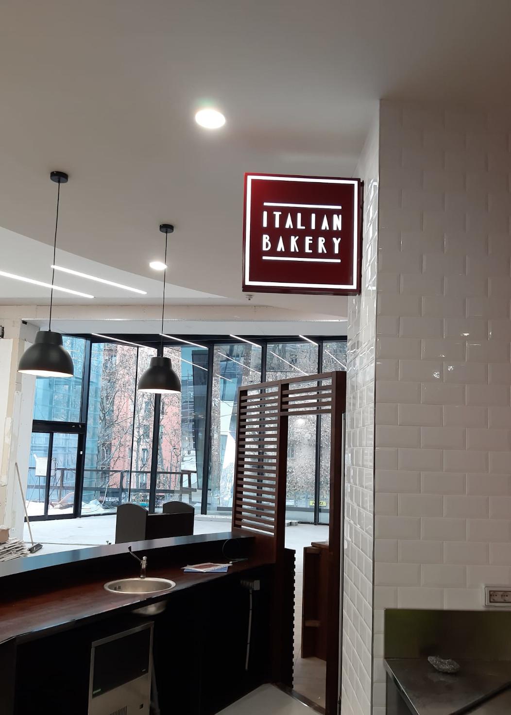Insegna - Italian Bakery4