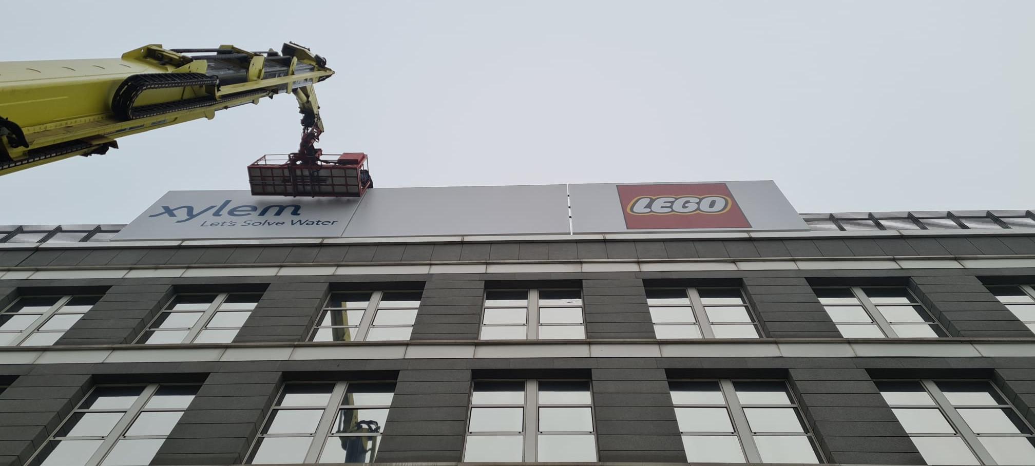 Insegna - Lego Xylem1