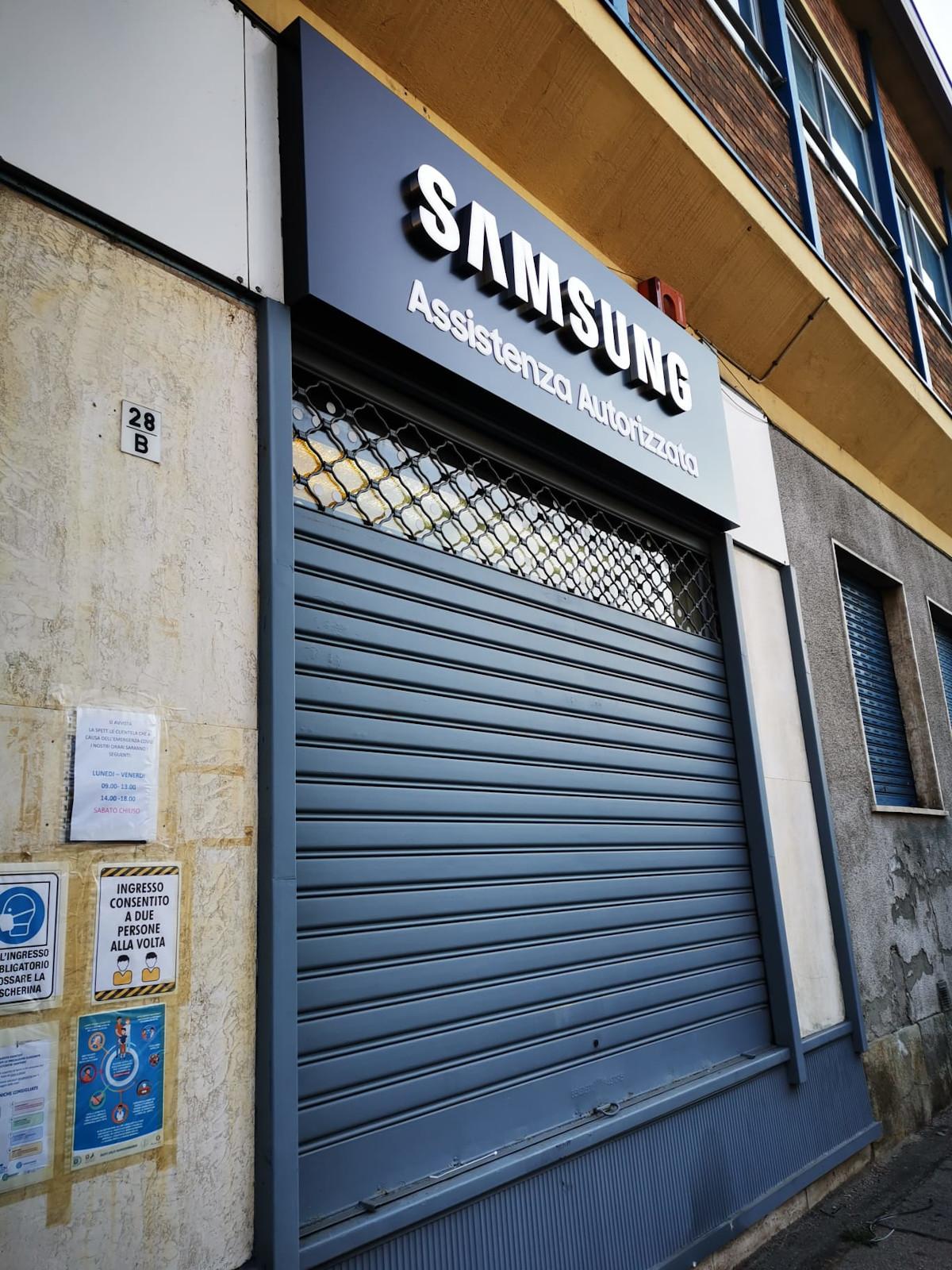 Insegna - Samsung2