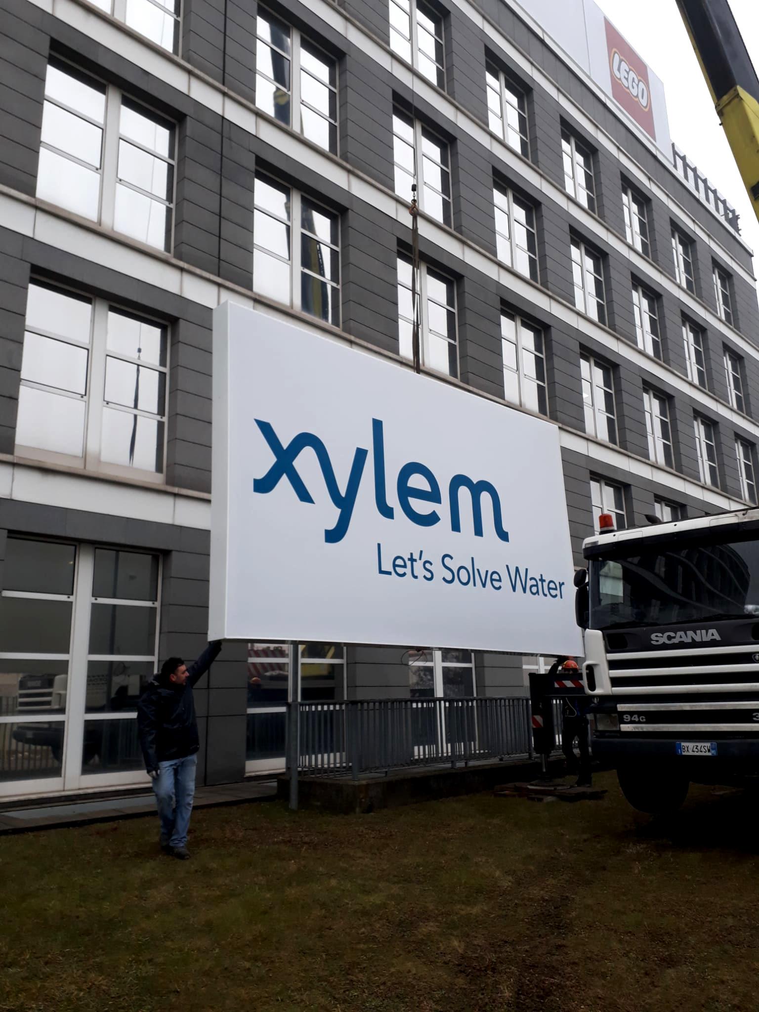 Insegna - Xylem4